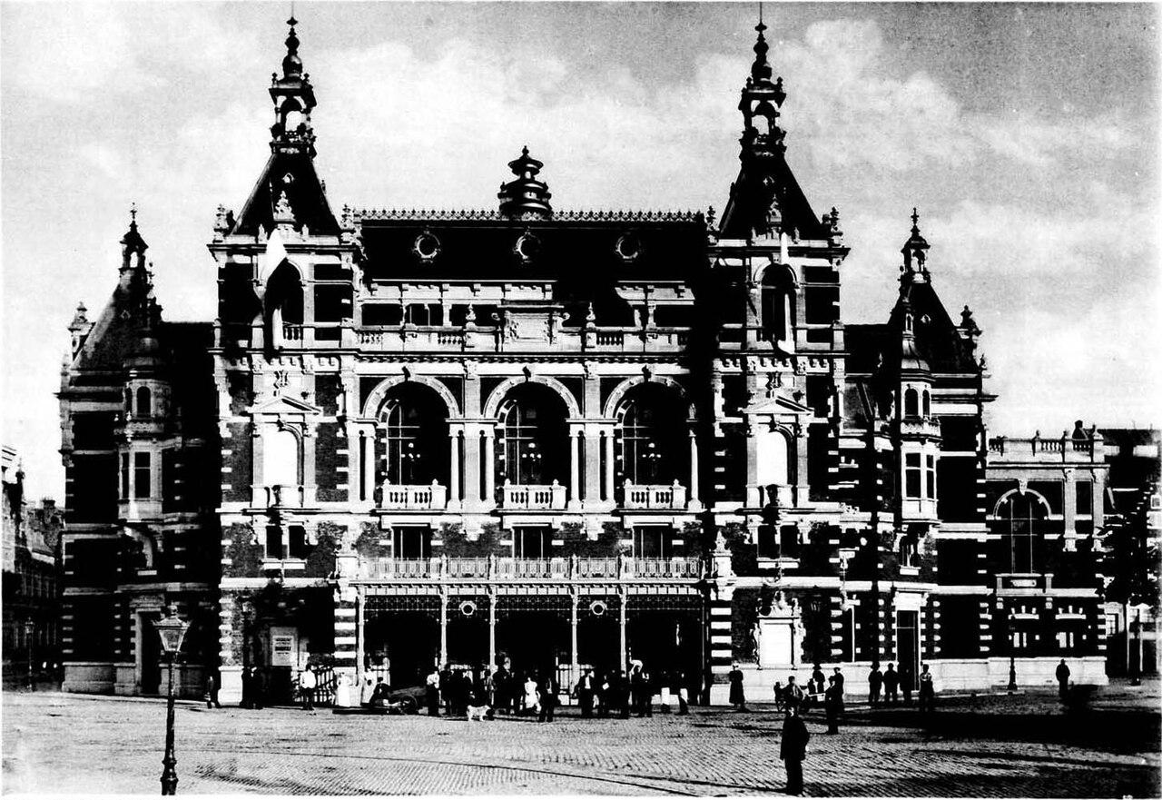 Stadsschouwburg Amsterdam - Wikiwand