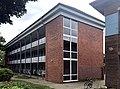 Stadtteilschule Flottbek, Altbau (1958) Hofseite.jpg