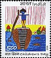 Stamp of India - 2006 - Colnect 158999 - Children s Day.jpeg