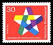 Stamps of Germany (BRD) 1969, MiNr 582.jpg
