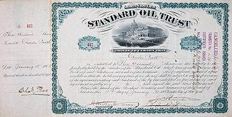 Standard Oil - Image: Standard Oil Trust 1883