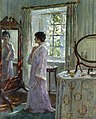 Stanhope Forbes Through the Looking Glass 1914.jpg