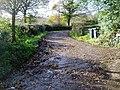 Start of Public Bridleway to Churchill - geograph.org.uk - 1616415.jpg
