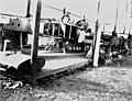 StateLibQld 1 120808 Construction of a Qantas aeroplane at Longreach, ca. 1928.jpg