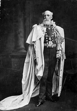 Reginald Brabazon, 12th Earl of Meath - The Earl of Meath (1908)
