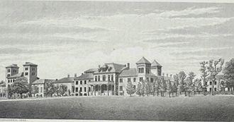 State Reform School for Boys - State Reform School 1877–84