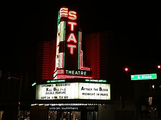 Kill Bill: Volume 1 - Image: State Theater Ann Arbor, MI