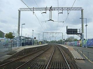 Hythe railway station (Essex)