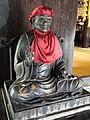 Statue - Hyakumanben chion-ji - Kyoto - DSC06553.JPG