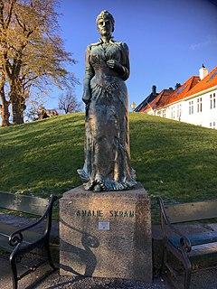 Maja Refsum Norwegian sculptor