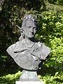 Statue of Kornélia Hollósy 2.JPG