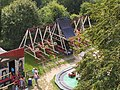 Steam swingboats from big wheel, Hollycombe, Liphook 3.8.2004 P8030078 (10354105334).jpg