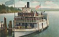 Steamer Idaho at Electric Dock, 1909, Lake Coeur d'Alene.jpg