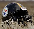 Steelers helmet on grass field.jpg