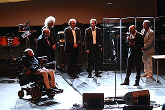 Starmus Festival - Stephen Hawking, Brian May and Alexei Leonov, the world's first spacewalker
