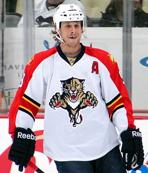 Stephen Weiss - Weiss as a member of the Panthers