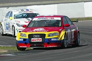 Superstars Series - Audi RS4 of the Superstars Series