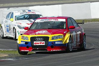 Superstars Series - Audi RS4 of the Superstars Series