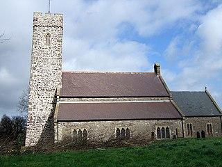 Steynton village in United Kingdom
