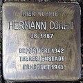 Stolperstein Bocholt Ludgerusstraße 4 Hermann Cohen.jpg