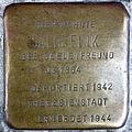 Stolperstein Delmenhorst - Salie Fink (1864).JPG