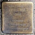 Stolperstein Josef Zivi Müllheim.jpg