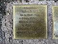 Stolperstein Lyba Wajs 45 rue St Germain Fontenay Bois 1.jpg