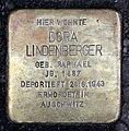 Stolperstein Otto-Braun-Str 76 (Mitte) Dora Lindenberger.jpg