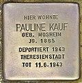 Stolperstein für Pauline Kauf (Potsdam).jpg