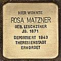 Stolperstein für Rosa Matzner (Cottbus).jpg