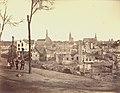 Strasbourg, bombardements de 1870, Faubourg national.jpg
