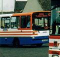 Strathtay Scottish Wright Handybus midibus, August 2004.jpg