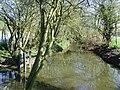 Stream in Aylestone Meadows - geograph.org.uk - 752639.jpg
