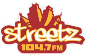 CIUR-FM - Image: Streetzfm logo