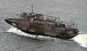 CB90-class fast assault craft - Image: Stridsbåt 90