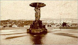 15 Temmuz Kızılay Milli İrade Meydanı - Image: Su perileri ankara