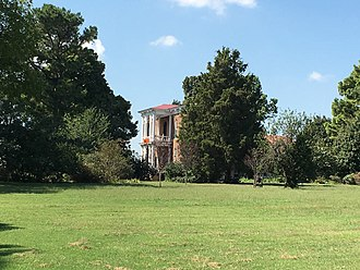 Jesse H. Jones - Sudley Place in Tennessee, Jones's childhood home, now listed on the National Register of Historic Places.