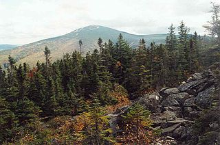 Sugarloaf Mountain (Franklin County, Maine) Mountain located in Franklin County, Maine