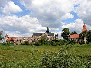 Sulejów Abbey - Sulejów Abbey