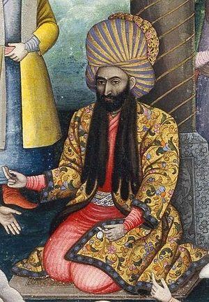 Sultan Husayn - Sultan Husayn Safavi, by Mohammad Ali Ibn Mohammad Zaman