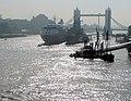 Sunlight on the Thames - geograph.org.uk - 813157.jpg
