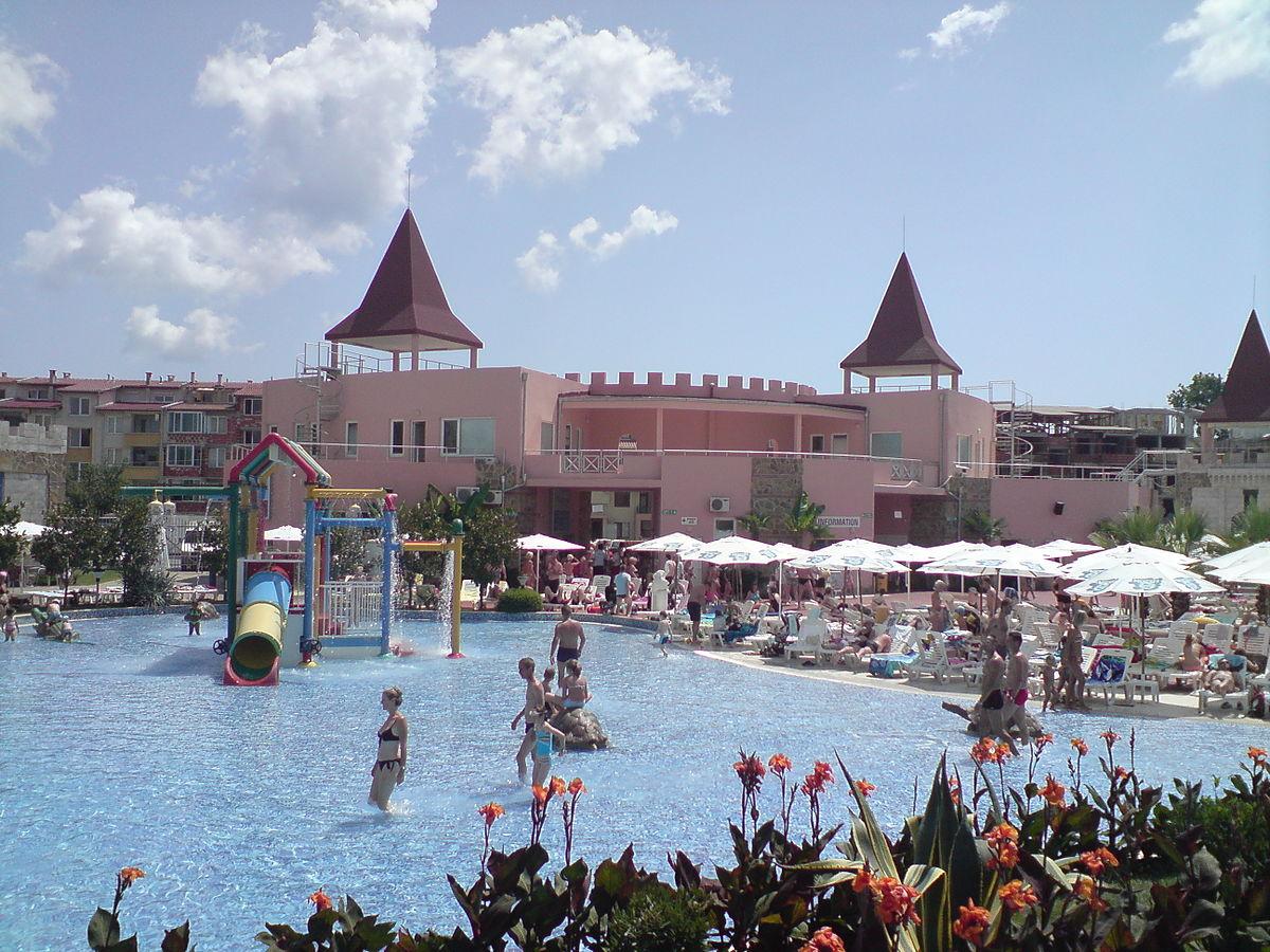 Kuban Resort And Aqua Park Sunny Beach
