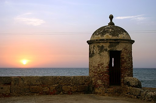 Sunset-cartagena-tower-Igvir