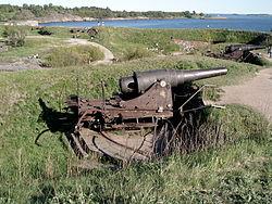 Suomenlinna gun 5