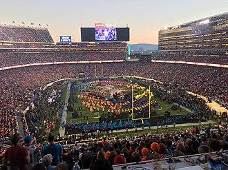 Super Bowl 50 - Super Bowl 50 halftime show