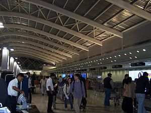 Santacruz, Mumbai - Domestic airport at Santacruz