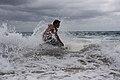Surfing in Puerto Rico (2960992457).jpg