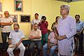 Susanta Banerjee Addressing - Inaugural Function - Group Exhibition - Photographic Association of Dum Dum - Kolkata 2015-06-22 2941.JPG