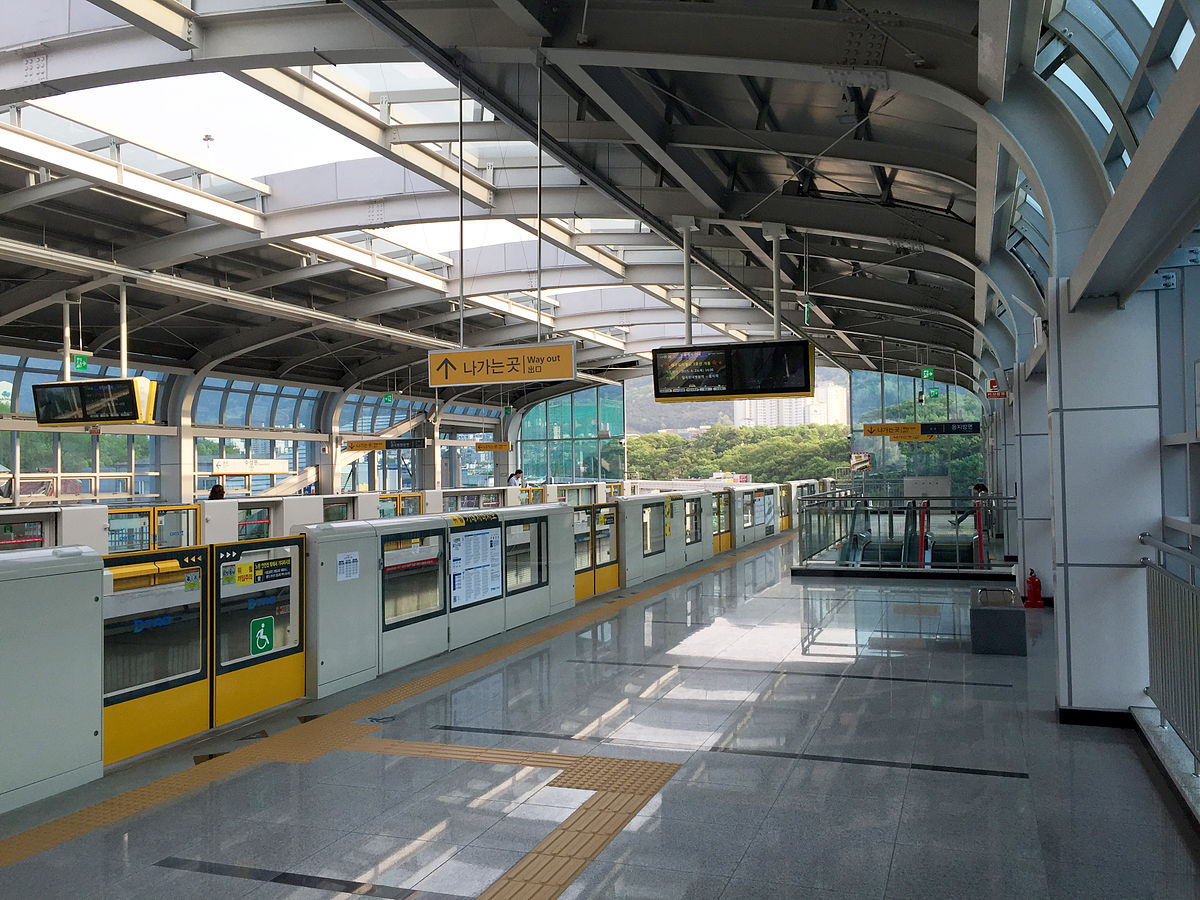Suseongmot Station