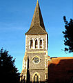 Sutton, Surrey, Greater London, St Nicholas Church 5.JPG